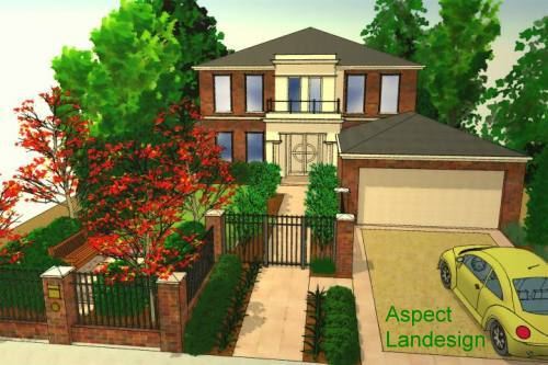 residential landscapes