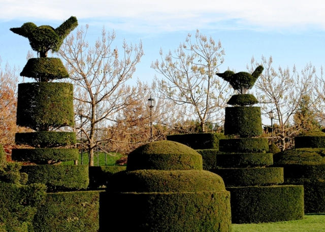 topiary towers
