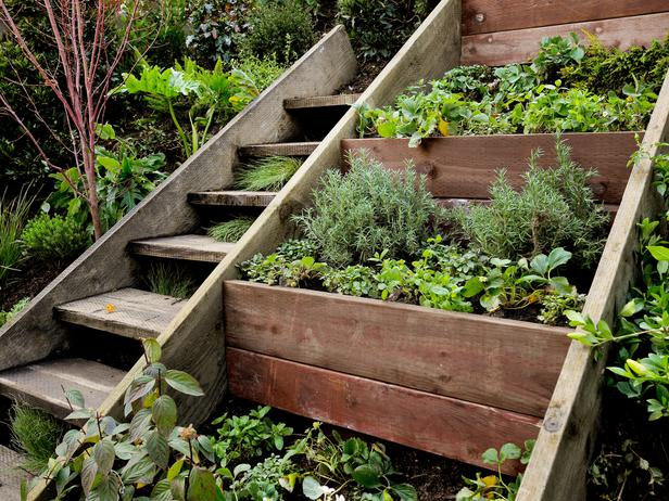 Creative DIY Garden Planter Idea