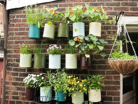 9 Examples Of Beautiful Small Space Gardens