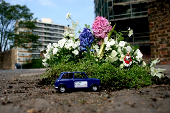 London Street Miniature Garden