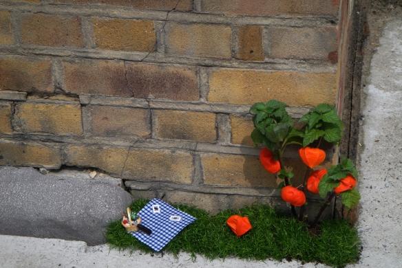 Miniature Picnic Garden