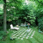 Creative DIY Gardening Idea # 11: Lawn Design