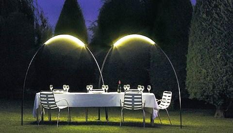Halley Solar Lamp
