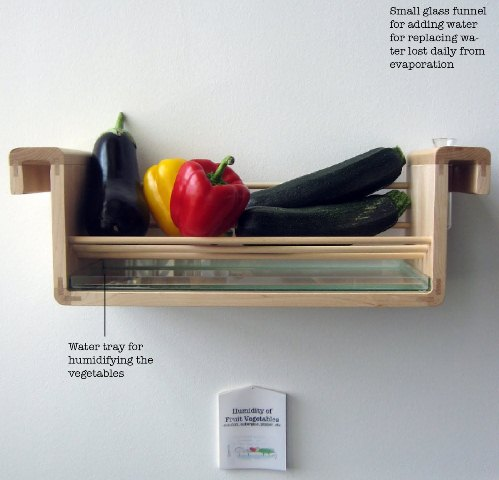 Storing Fruit Vegetables