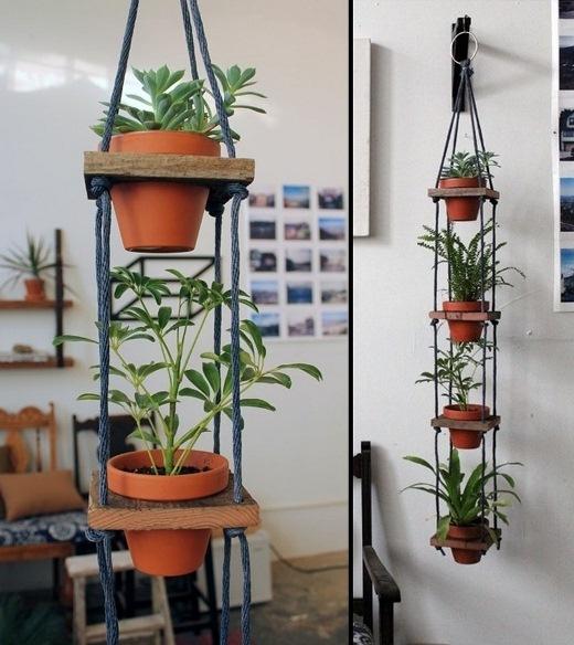 DIY Pots Hanger