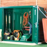 Storage and Security Solution for Gardening Tools: Asgards