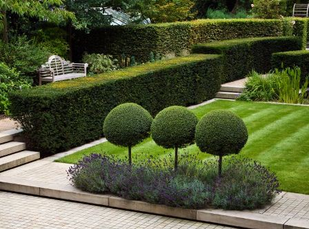 7 Examples of Beautiful Landscape and Garden Design