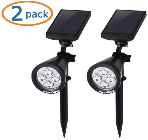 InnoGear Solar LED Light
